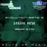 Stevie Rose - FRAME WORKXX EVOLUTION SETS 3: January 16, 2014