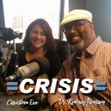 Kym Montoya, Part 3 on Crisis TV Show with Dr Rodney Pearson