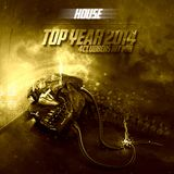 4Clubbers Hit Mix Top Year 2014 - House CD2 (2014)