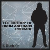 Future Element - The History Of Drum And Bass 42 (23.04.17) Cnof guest mix