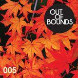 Discomendments - Out Of Bounds Promo Mix Autumn 2012