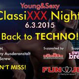 Young&Sexy *ClassiXXX Night* Vol.2 Warm Up