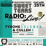 Sweet Tears Radio #5 - Cullen Greaves