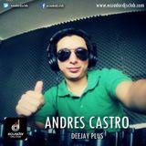 ECUADOR DJS CLUB - ANDRES CASTRO - 25 ENERO 2014