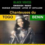 emission de Black Voices chanteuses TOGO et BENIN  sur RADIO DECIBEL dans le LOT JUIN 2016