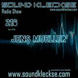 Sound Kleckse Radio Show 0216 - Jens Mueller - 19.12.2016