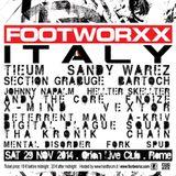 Tha KroniK @ Orion Live Club (Footworxx Italy) - 29.11.2014