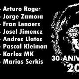 30 Aniversario ACTV @ Marios Serkis (6 agosto 2016)