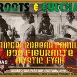 ROOTS & CULCHA @ Bolo De Chocolate