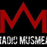 Radio MusMea - Rock it to the Ground! - intervista Kim