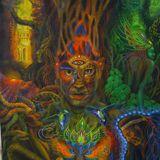 DJ OTKUN - MYSTICAL VOYAGERS VISIONARY SHAMANICS SHOW - 5/07/14