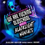 Error in the System @ We are fucking Oldschool meets Blacklight Maniacs [05.05.2018]
