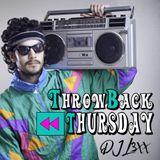 Throwback Thursday - DJ L3XX 06.29