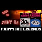 Party Hit Legends #81 - The Best 90's Hits Songs