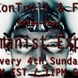 FNOOB TECHNO RADIO - TRANS/HUMANIST EXPLORATION  SPECIAL GUEST MARK LOOP