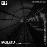 Night Shift w/ Diamondstein and Trayer - 23rd January 2018