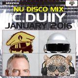 Nu Disco Mix January 2016