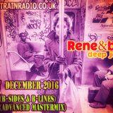 Rene & Bacus - Deep Journeys Pt 4 - Soultrain Radio LIVE ON AIR - 21st December 2016