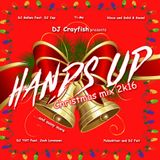 Dj.Crayfish - Hands Up Christmas Mix 2k16