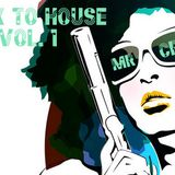 BACK TO HOUSE VOL. 1- Mr Cris