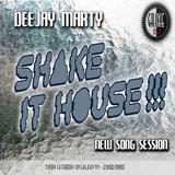 "Podcast Radio Show ""Shake it House "" 28.05.2016 on Radio Galaxie  FULL CLUB 70 MInutes"