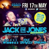 DJ McD Craig McDougall - Jack Eye Jones April 2013 Bootleg Pack Set Mixed By DJ McD