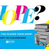 Colossians Pt11: This is a Big Deal! - Audio