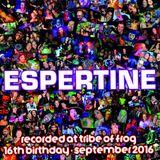 Espertine - Recorded at Tribe of Frog September 2016