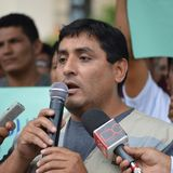 Edgar Merchán del Sindicato de Obreros hace observaciones a la adminstración de Prefect Chumpi