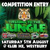 Welcome To The Jungle 2017 Competition Entry Mixed By DJ Brady
