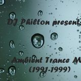 Early 1990's Ambient Trance Mix. Presented by DJ Philton / Magnetonium.