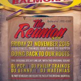 dj PCP @ Balmoral - The Reunion 27-11-2015 p1