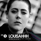Louisahhh - BBC Radio 1's Residency (2017.11.16)