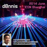d8nnis - 2014 June - ICON @ Club Angel