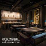 Chris Annibell 'Live @ Buddakan, New York' / 1.12.17