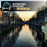 Shane 54 - International Departures 414