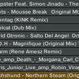Xj Xiro - Deep Techno Mix (25.01.2014)