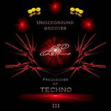 Frequencies of Techno III