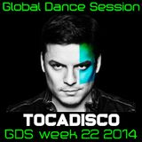 Global Dance Session Week 22 2014 Cheets with Tocodisco