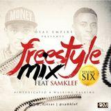 Dj Osas ft Samklef Freestyle Mix Vol 6