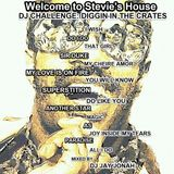 WELCOME TO STEVIE'S HOUSE