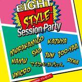 マイケルけんちゃん a.k.a. DJ NOJIMAX EIGHT STYLE Session Party 2019/05/08