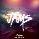 DJ ADAM 2MV Present JAMS Urban Hits Vol 1