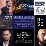 Rob's House on BBR with Guest Mixes Luca Solis & Tom Trevatt, 3rd February 2019