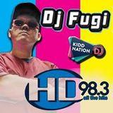 DJ Fugi - HD98.3 Drive at 5:00 - 7.24.2015