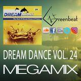 DREAM DANCE VOL 24 MEGAMIX GREENBEAT