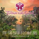 Nervo - Live @ Tomorrowland Brasil 2015 (Sao Paulo) - 02.05.2015
