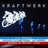 Kraftwerk - Koningin Elisabethzaal, Antwerpen, 2017-05-23 [Late Show]