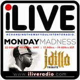 Monday Madness w/ DJ Jairzinho (Tribute To J Dilla)  12 01 2018