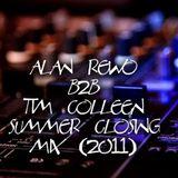 Alan Rewo b2b Tim Colleen - Summer Closing Mix (2011)